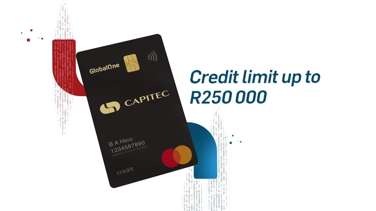 Capitec Credit Card: Black Card