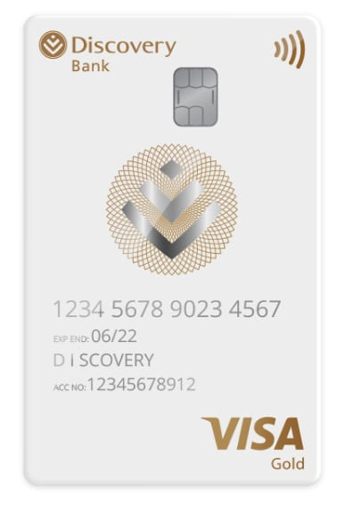 Discovery bank gold cheque account
