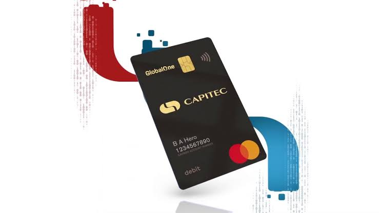 Capitec bank global one account