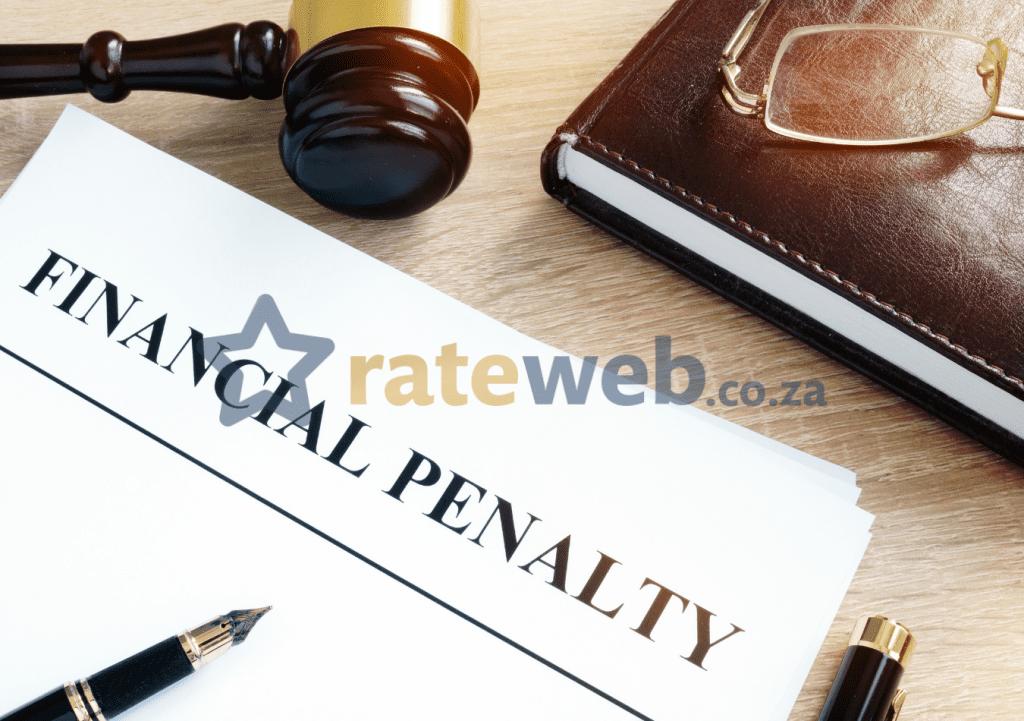 Tax-Free Savings Account Penalties
